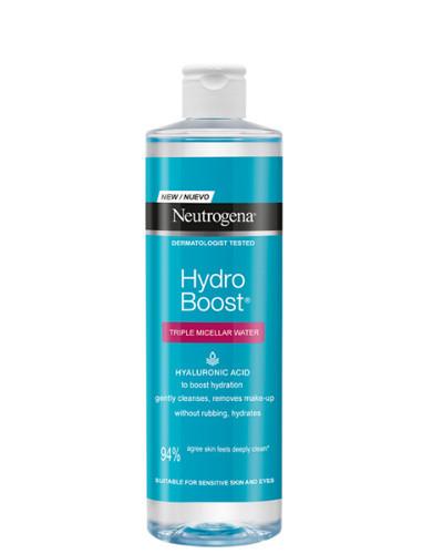 Neutrogena, apa micelara Hydro Boost, 400ml, Johnson&Johnson