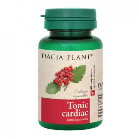 Tonic Cardiac, 60cps, Dacia Plant