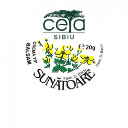 Unguent sunatoare, 20g, Ceta Sibiu