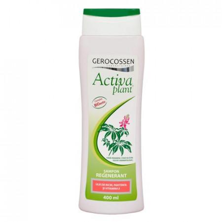 Activa plant sampon regenerant, 400 ml, Gerocossen