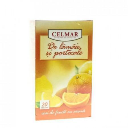 Ceai de Lamaie&Portocale, 20dz, Celmar
