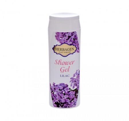 Gel de dus Liliac, 250 ml, Herbagen