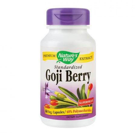 Goji Berry SE, 60cps, Nature's Way