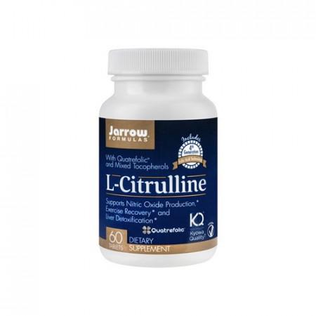 L-Citrulline, 60cps, Jarrow Formulas
