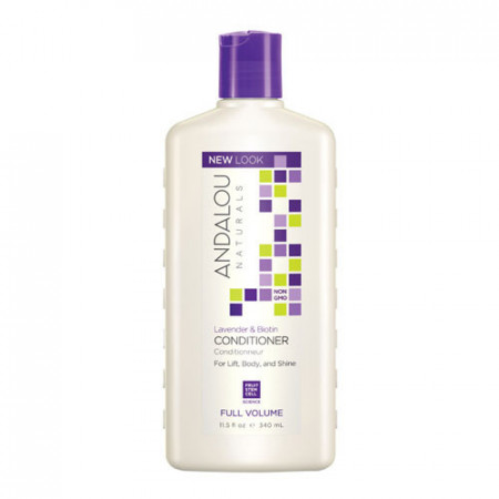 Lavender & Biotin Full Volume Conditioner, 340ml,Andalou