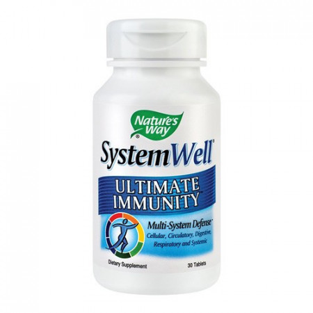 Poze SystemWell Ultimate Immunity, 30cps,Nature's way