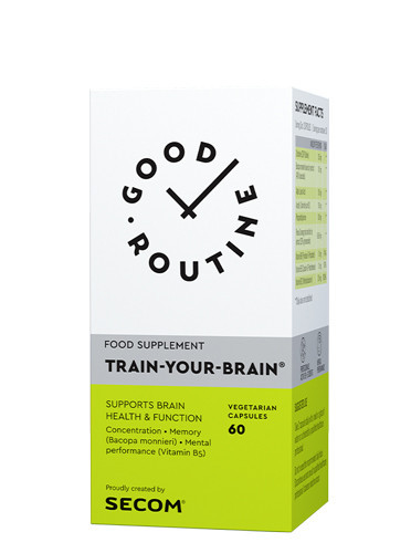 Train-Your-Brain, 60cps, Good Routine