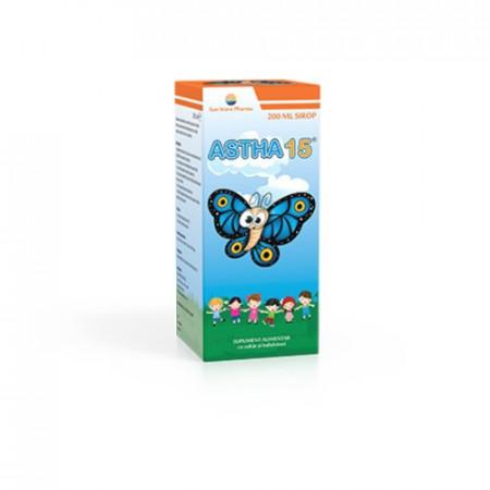 Astha-15 sirop, 200ml, Sun Wave Pharma