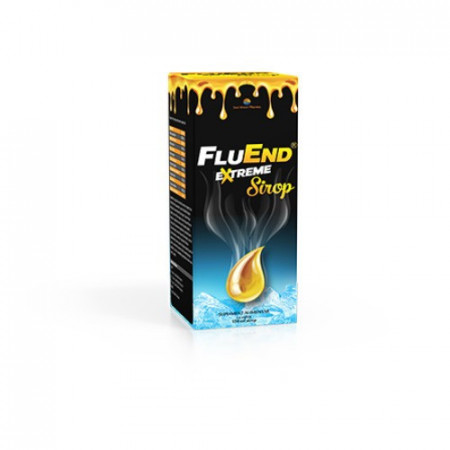 Fluend Extreme sirop, 150ml, Sun Wave Pharma