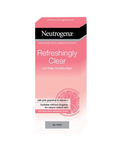Neutrogena, crema hidratanta fata, 50ml, Johnson&Johnson