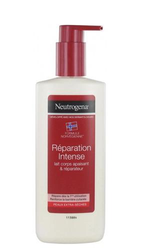 Neutrogena, lotiune corp intens reparatoare, 250ml, Johnson&Johnson