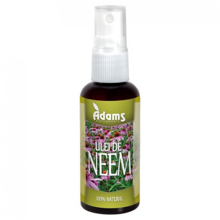 Ulei de Neem, 50ml, Adams Vision