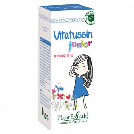 Vitatussin Junior, 125ml, PlantExtrakt