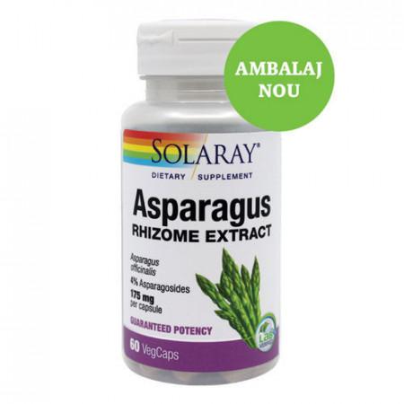 Asparagus (Sparanghel), 60cps, Solaray