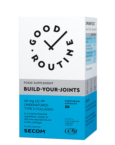 Build-Your-Joints, 30cps, Good Routine