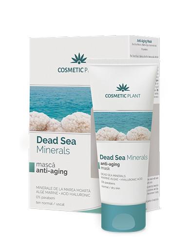 Masca anti-aging Dead Sea, 50ml, Cosmetic Plant
