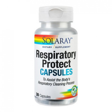 Poze Respiratory Protect, 30cps, Solaray