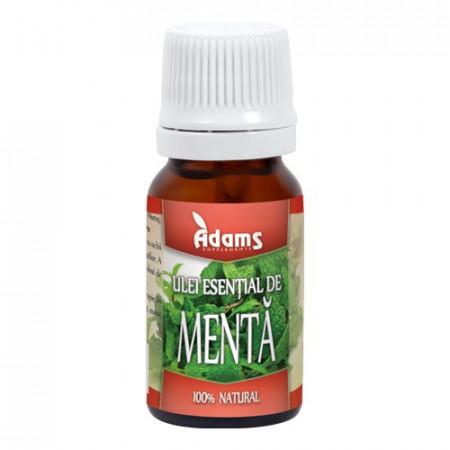 Ulei esential de Menta, 10ml, Adams Vision