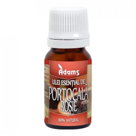 Ulei esential de Portocale Rosii, 10ml, Adams Vision