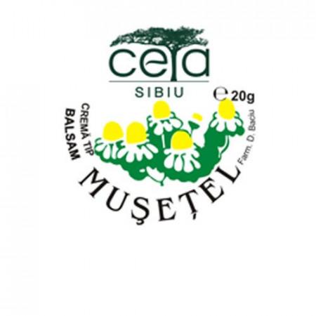 Unguent musetel, 20g, Ceta Sibiu