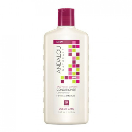 1000 Roses Complex Color Care Conditioner, 340ml, Andalou
