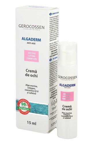 Algaderm crema de ochi, 15 ml, Gerocossen