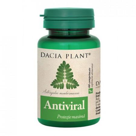 Antiviral, 60cps, Dacia Plant