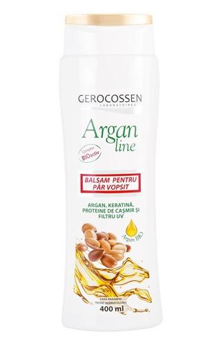 Argan line balsam par vopsit, 400 ml, Gerocossen
