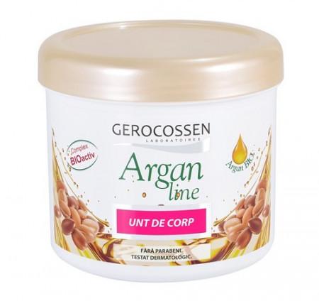 Argan line unt de corp, 450 ml, Gerocossen