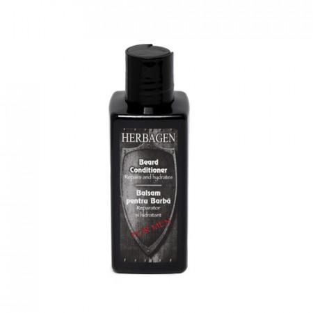 Balsam pentru barba, hidratant&reparator, 200ml, Herbagen