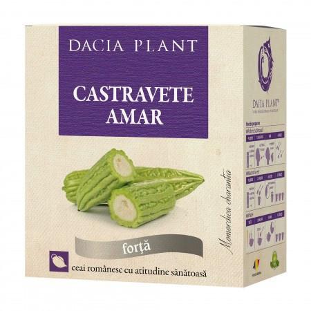 Ceai castravete amar, 30g, Dacia Plant