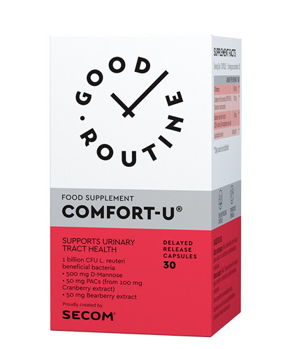 Comfort-U, 30cps, Good Routine