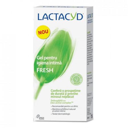 Gel pentru igiena intima, 200ml, Lactacyd