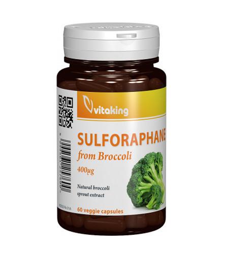 Sulforaphane din Broccoli, 60cps, Vitaking