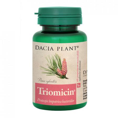 Triomicin, 60cps, Dacia Plant