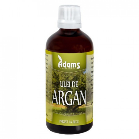 Ulei de Argan, 100ml, Adams Vision