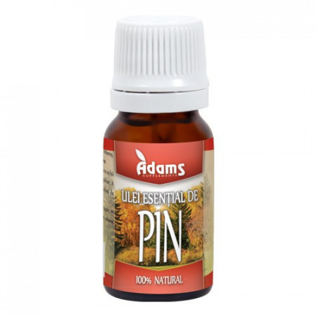 Ulei esential de Pin, 10ml, Adams Vision