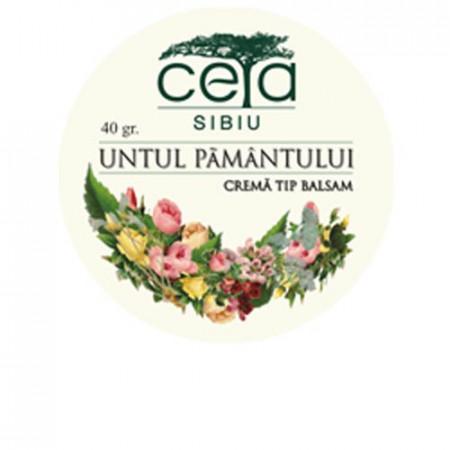 Unguent cu Untul Pământului, 40g, Ceta Sibiu