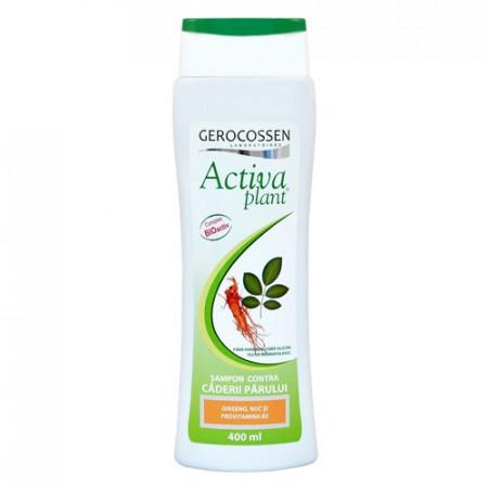 Activa plant sampon contra caderii parului, 400 ml, Gerocossen