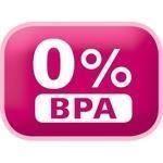 Biberon Trendy Boy PP 250 ml cu tetina silicon pt lapte, nr 1, nip 35036, Abi Solutions