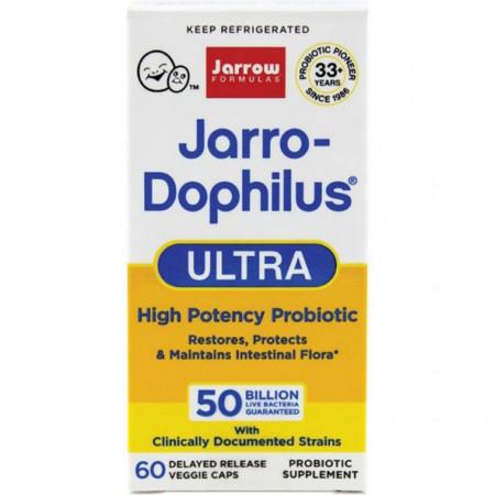 Jarro-Dophilus Ultra, 60cps, Jarrow Formulas