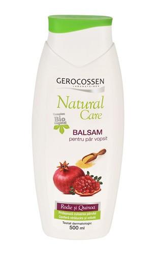 Natural care balsam pentru par vopsit, 500 ml, Gerocossen