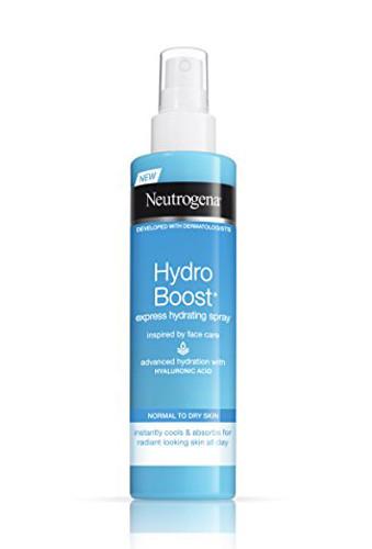 Neutrogena, spray hidratant corp, 200ml, Johnson&Johnson
