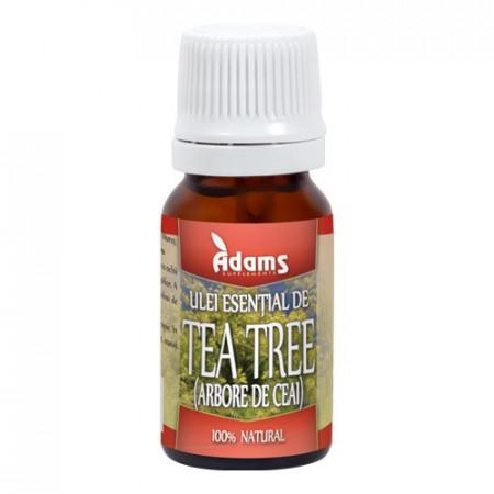 Ulei esential de Tea Tree, 10ml, Adams Vision