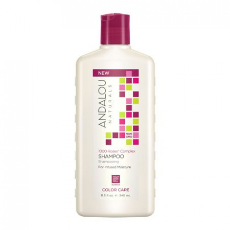 1000 Roses Complex Color Care Shampoo, 340ml, Andalou