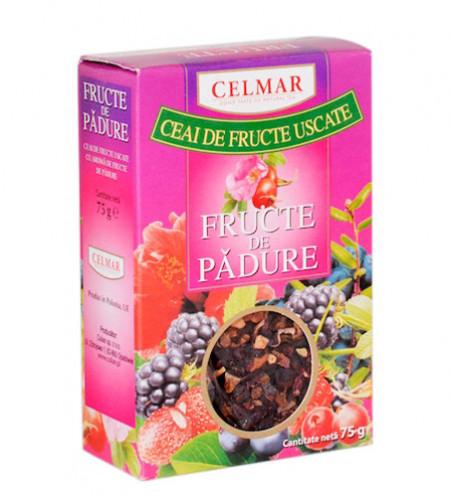 Ceai fructe de padure, 75g, Celmar
