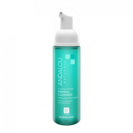 Coconut Water Firming Cleanser, 163ml, Andalou