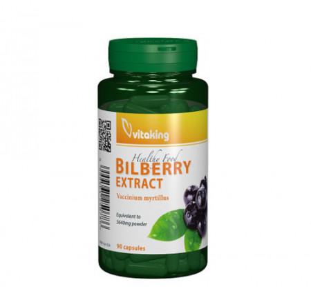 Extract de Afin negru 470mg, 90cps, Vitaking