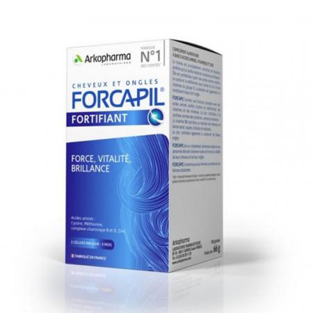Forcapil par si unghii, formula fortifianta, 180cps, Arkopharma