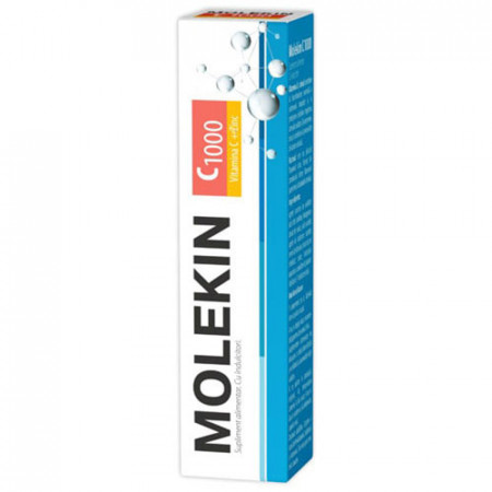 Molekin C1000+zinc, 20cps eff, Zdrovit